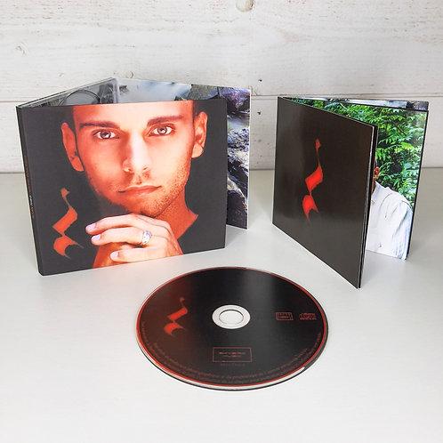Album Dédicacé SOUPIR Deluxe Edition (Digipack 3 volets + Livret 28 pages)