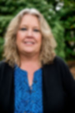 Kathy Bussard, Office Manager.