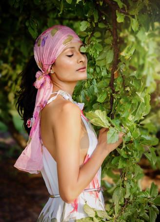 Outdoors portrait of Hetal berry