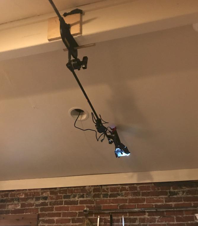 Grip Van Reno Film Set Lighting