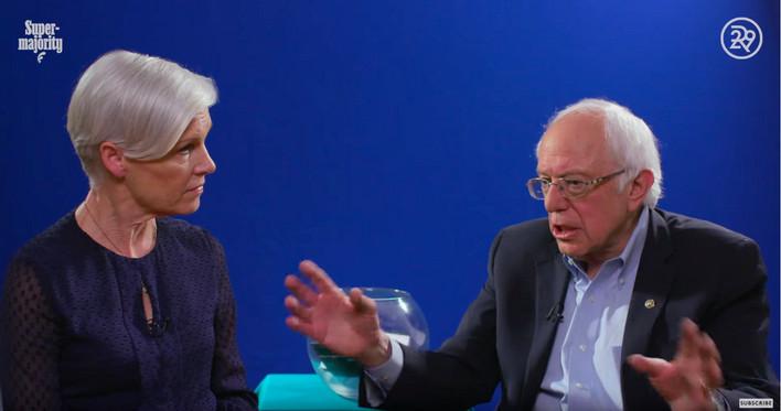 Bernie Sanders Supermajority Refinery29