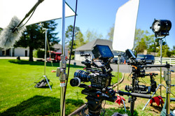 Sierra Studio Films On-Set
