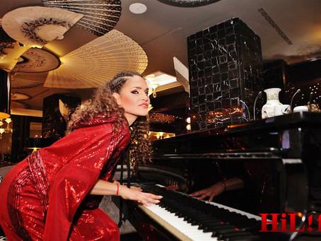 Блясък, мода и знаменити уважиха промоцията на Веси Бонева в хотел Маринела