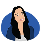 Illustration of Hiral - one of the HR business partners at HR lab