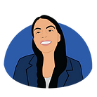 Illustration of Kimberly - one of the HR business partners at HR lab