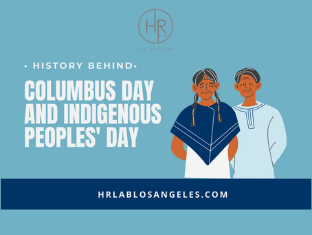 History Behind Columbus Day and Indigenous Peoples' Day