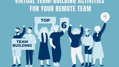 6 Fun Virtual Team-Building Activities For Your Remote Team