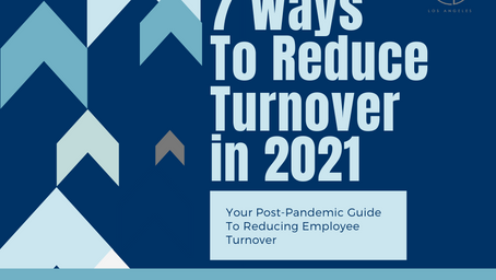 7 Ways To Reduce Employee Turnover in 2021