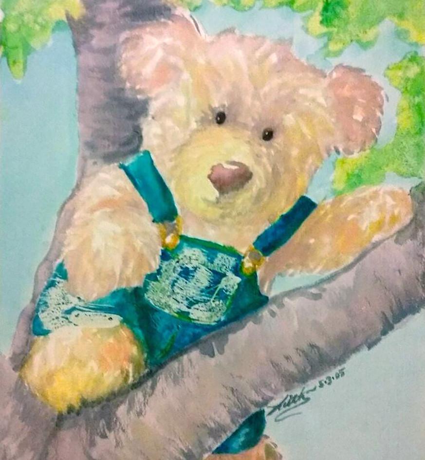Teddy Tree