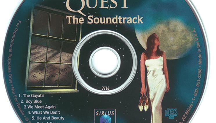 Treasure Quest Soundtrack CD