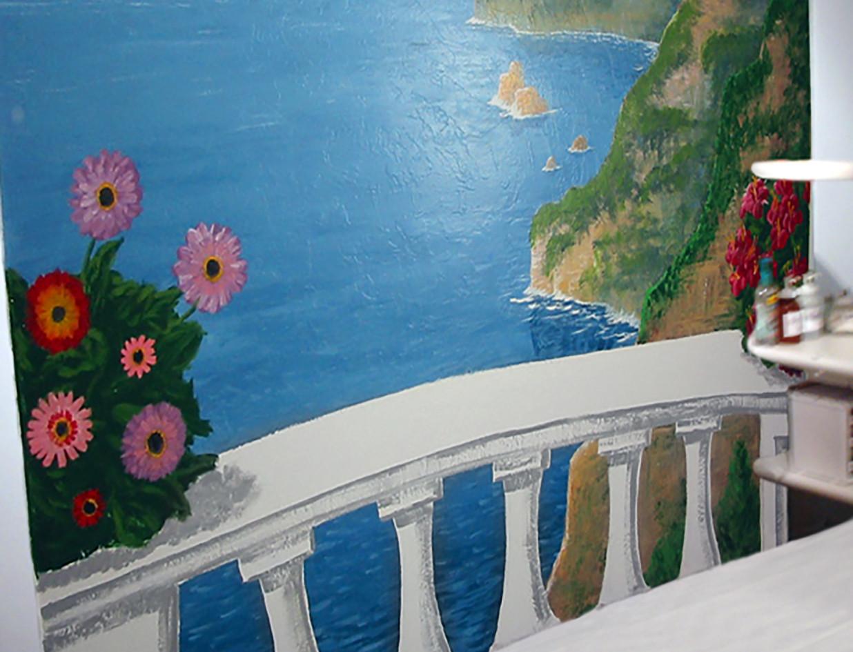 Mediterranean Mural