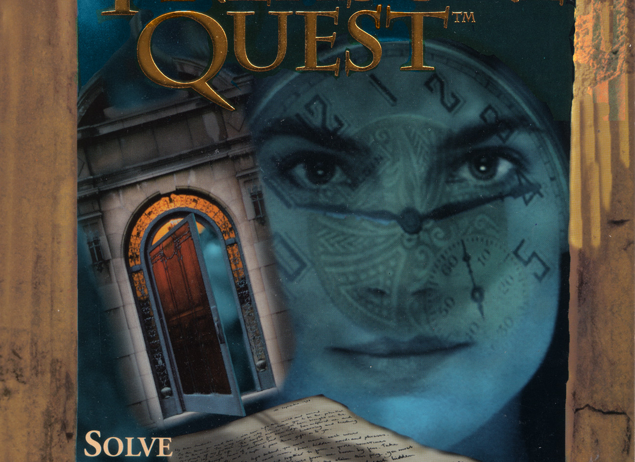 Treasure Quest Box Design
