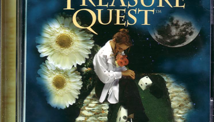 TreasureQuest CD Jewelcase