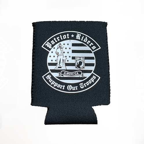 Patriot Rider Can Coozie