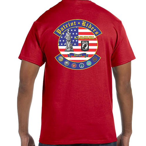 Members Only Red T-Shirt