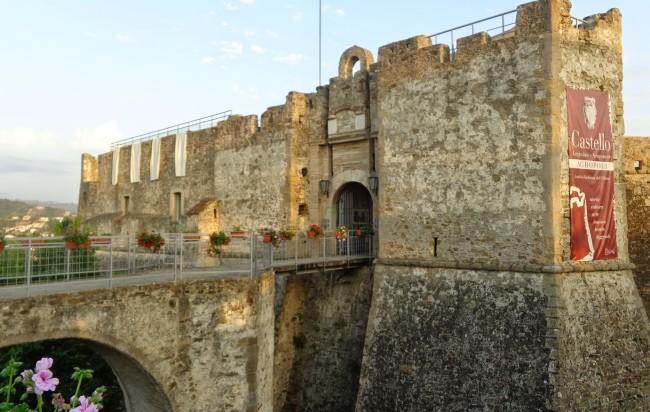 Agropoli Castello Angioino Aragones