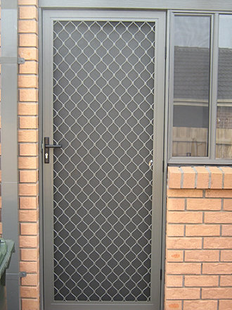 Diamond Grill Door & Custom Security Screens | Security Doors | Fly Screens | Shower ... Pezcame.Com
