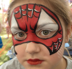 Face Painting, Girl