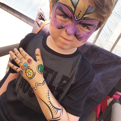 Face Painting, Body Painting
