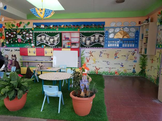 קירות ממותגים למוסדות חינוך