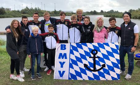 Wasserski-DM Boot, Junioren und Open 2020 in Bremerhaven, 4.- 6.9.2020