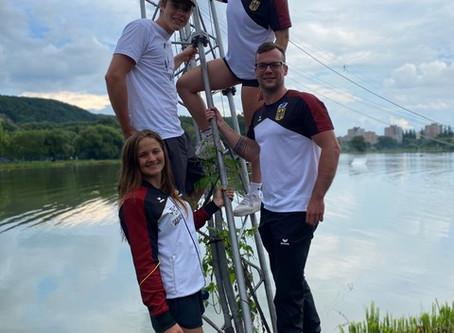 Bayerische Starter feiern Erfolge in Kosice/Slowakei