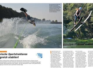 Bayerische Sportstrukturen erfolgreich etabliert
