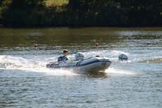 Motorbootslalom 2021