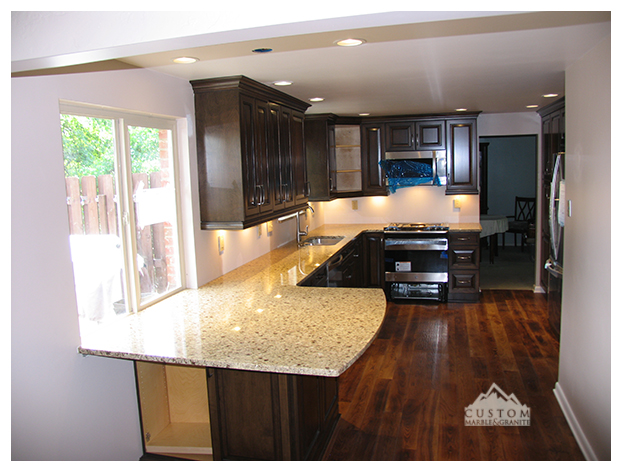 Tahoe Granite Kitchen