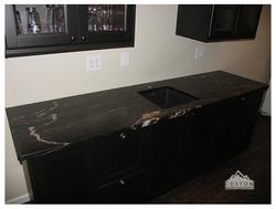 Riverwashed Cyclone granite bar counter tops