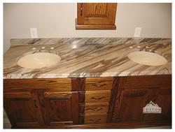 Allura Marble Vanity countertop