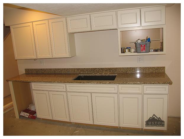 San Antonio Granite Counter