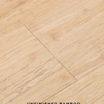 Natural Unfinished Bamboo