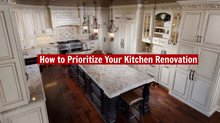How to Prioritize Your Kitchen Renovation on 4 Different Budgets