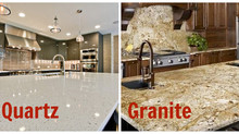 What material should I choose for my countertops?
