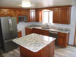White Salinas Kitchen