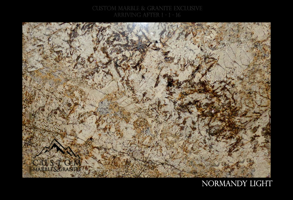Normandy Light Granite