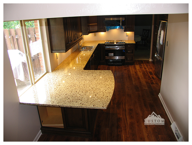 Tahoe granite countertops