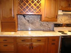 White Springs granite