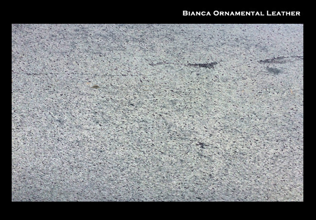 Bianco Ornamental Granite