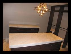 White Carrara Furniture top