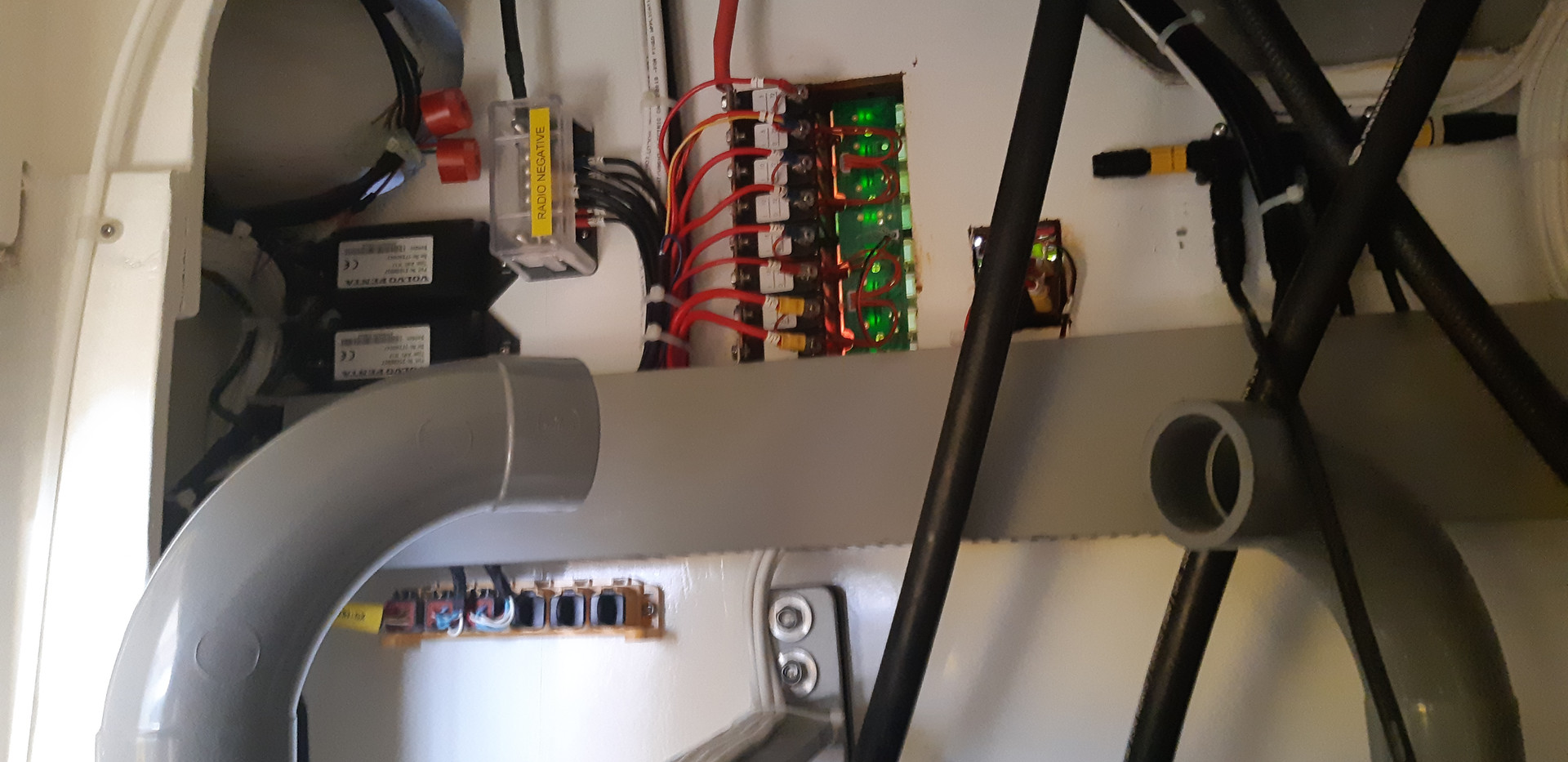 DC switchboard