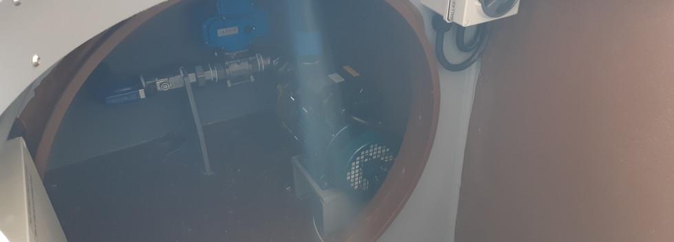 Ballast Pump and Valve