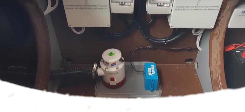 Ballast Control Gear