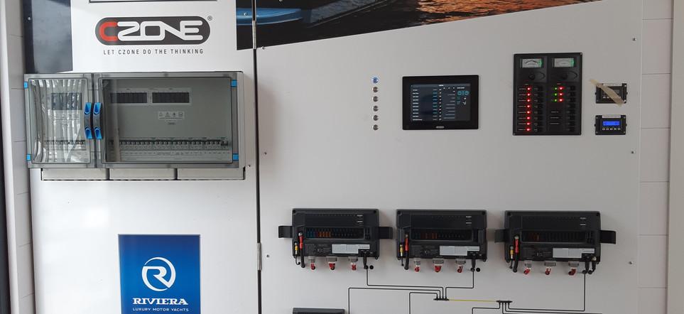 Czone Control Panel