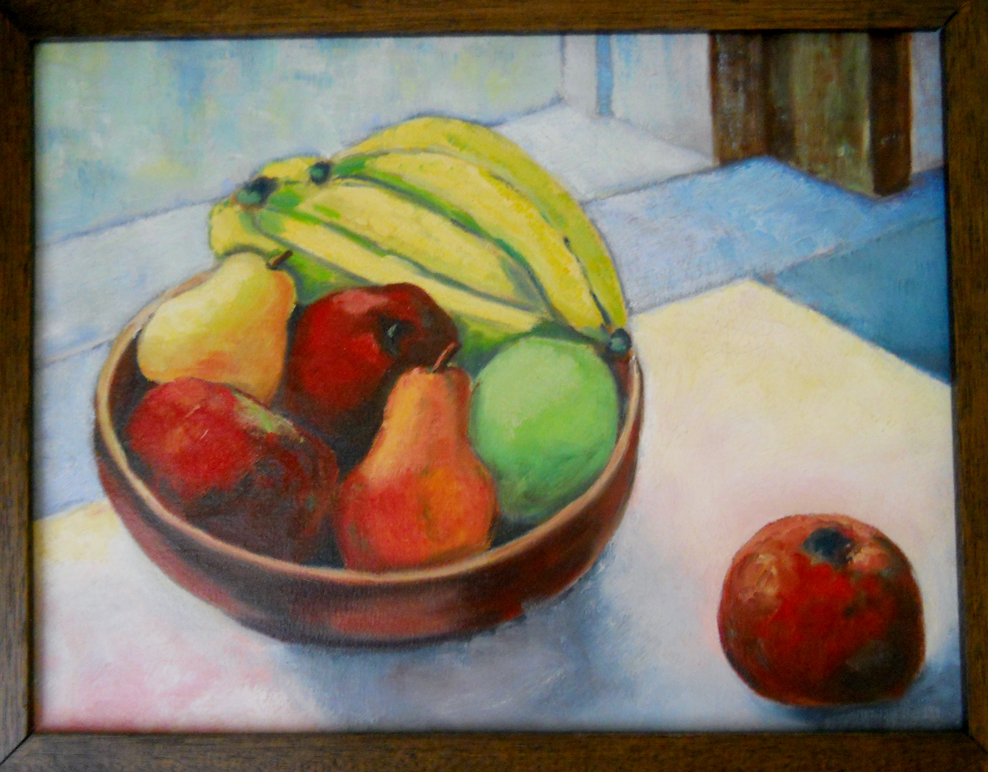 fruit bowl study