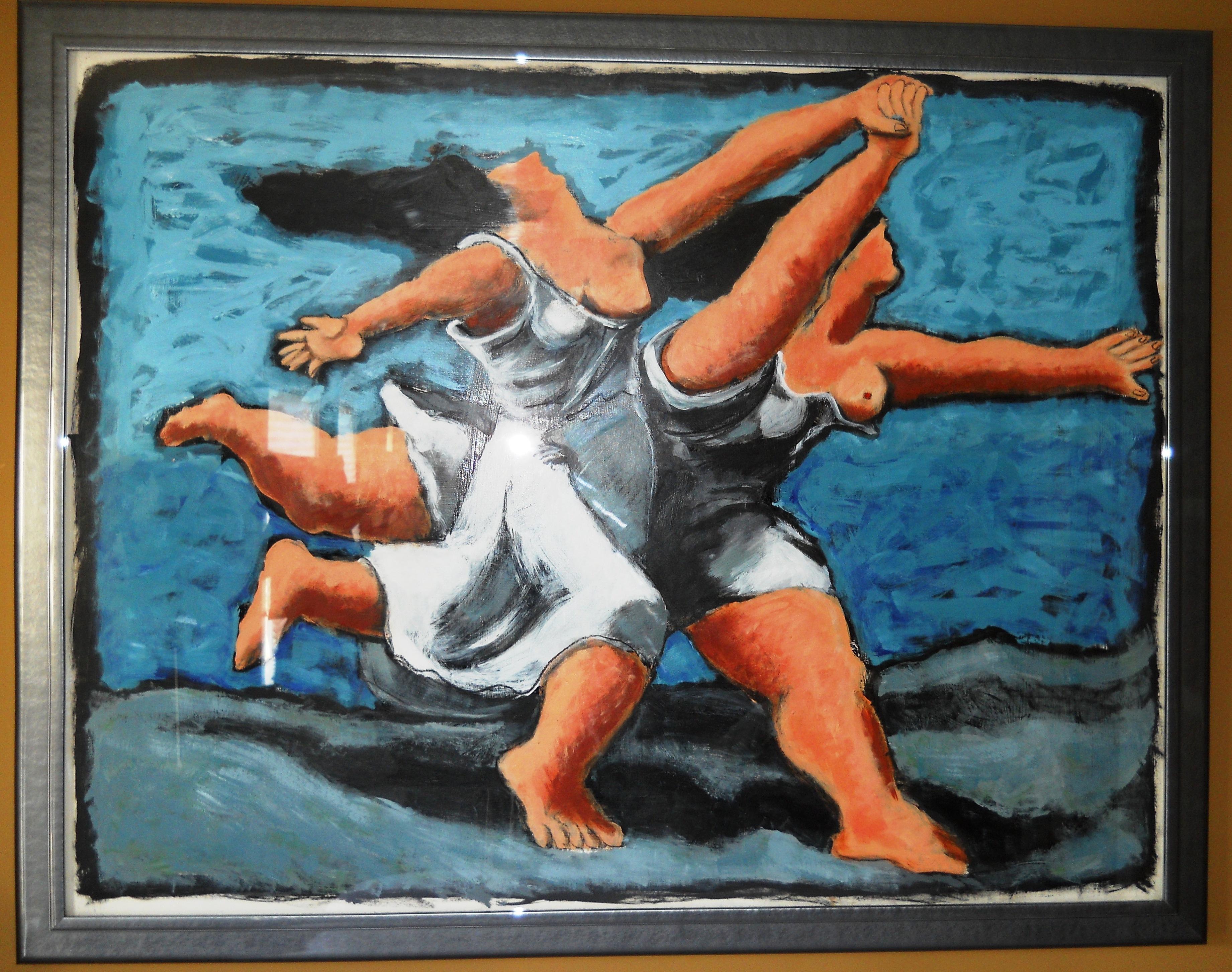 La Course, Picasso