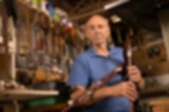 Jon Swayne Bagpipe maker