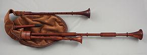 Jon Swayne Medieval Bagpipes in G
