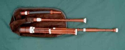 Lowland Pipes in A mopane Jon Swayne